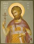 Άγιος Αλέξανδρος «Νιέφσκι» - Julia Hayes© (www.ikonographics.net)