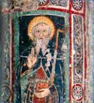 Άγιος Columbanus απόστολος της Γαλλίας