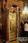Αντίγραφο της Παναγίας της Γερόντισσας που βρίσκεται στο Ναύπλιο στον Ι. Ν. των Αγίων Κωνσταντίνου και Ελένης