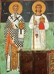 Οι Άγιοι Τυχικός και Στέφανος