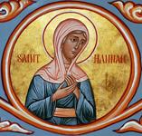Δικαία Άννα η προφήτιδα Μητέρα του προφήτη Σαμουήλ