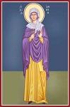 Αγία Ανθία - Καζακίδου Μαρία© (byzantineartkazakidou. blogspot.com)