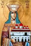 Αγία Θεοφανώ η Θαυματουργή σύζυγος του βασιλιά Λέοντα του σοφού
