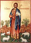 Ο Άγιος Θεμιστοκλής