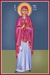Αγία Αναστασία η Φαρμακολύτρια - Καζακίδου Μαρία© (byzantineartkazakidou. blogspot.com)
